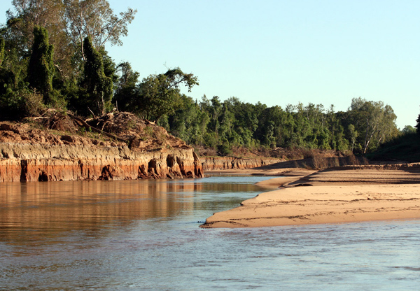 The NT's famous Daly River will be one of the locations where $10,000 MDF barra will be released in 2018